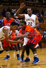 Mt Tabor Spartans vs Glenn Bobcats Men's Varsity Basketball<br /> Frank Spencer Holiday Classic Champion Bracket<br /> Wednesday, December 26, 2012 at Mt Tabor High School<br /> Winston-Salem, North Carolina<br /> (file 140758_BV0H1587_1D4)