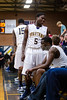 Mt Tabor Spartans vs Glenn Bobcats Men's Varsity Basketball<br /> Frank Spencer Holiday Classic Champion Bracket<br /> Wednesday, December 26, 2012 at Mt Tabor High School<br /> Winston-Salem, North Carolina<br /> (file 152001_BV0H1842_1D4)