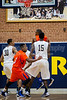 Mt Tabor Spartans vs Glenn Bobcats Men's Varsity Basketball<br /> Frank Spencer Holiday Classic Champion Bracket<br /> Wednesday, December 26, 2012 at Mt Tabor High School<br /> Winston-Salem, North Carolina<br /> (file 140701_803Q4153_1D3)