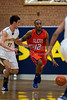 Mt Tabor Spartans vs Glenn Bobcats Men's Varsity Basketball<br /> Frank Spencer Holiday Classic Champion Bracket<br /> Wednesday, December 26, 2012 at Mt Tabor High School<br /> Winston-Salem, North Carolina<br /> (file 140844_803Q4169_1D3)