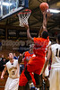 Mt Tabor Spartans vs Glenn Bobcats Men's Varsity Basketball<br /> Frank Spencer Holiday Classic Champion Bracket<br /> Wednesday, December 26, 2012 at Mt Tabor High School<br /> Winston-Salem, North Carolina<br /> (file 140759_BV0H1588_1D4)