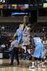 WS Prep Phoenix  vs N Forsyth Vikings Men's Varsity Basketball<br /> Frank Spencer Holiday Classic Semifinal Champion Bracket<br /> Thursday, December 27, 2012 at Lawrence Joel Veterans Memorial Coliseum<br /> Winston-Salem, North Carolina<br /> (file 213410_BV0H2965_1D4)