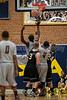 WS Prep Phoenix vs RJR Demons Men's Varsity Basketball<br /> Frank Spencer Holiday Classic Champion Bracket<br /> Wednesday, December 26, 2012 at Mt Tabor High School<br /> Winston-Salem, North Carolina<br /> (file 155212_803Q4403_1D3)