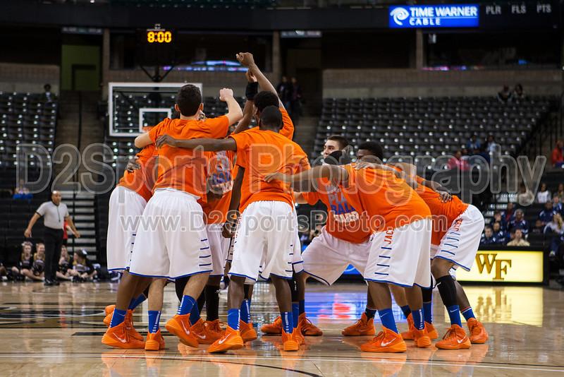 West Stokes Wildcats vs Lexington Yellow Jackets Men's Varsity Basketball
