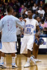 West Stokes Wildcats vs N Forsyth Vikings Men's Varsity Basketball<br /> Frank Spencer Holiday Classic Quarterfinals<br /> Monday, December 26, 2011 at Mt Tabor High School<br /> Winston-Salem, North Carolina<br /> (file 154511_BV0H6176_1D4)