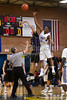 West Stokes Wildcats vs N Forsyth Vikings Men's Varsity Basketball<br /> Frank Spencer Holiday Classic Quarterfinals<br /> Monday, December 26, 2011 at Mt Tabor High School<br /> Winston-Salem, North Carolina<br /> (file 154617_BV0H6182_1D4)