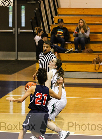 Girls JV BB Oroville 121114-20