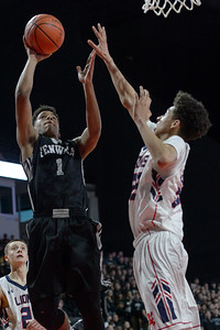 Fenwick Friars & St. Viator Lions March 14, 2017
