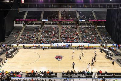 IHSA 3A & 4A Boys Basketball Super-Sectionals March 15, 2016