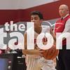 JV Boys Basketball takes on Gainesville on Feb. 3, 2017. (Campbell Wilmot/The Talon News)