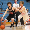 The Argyle JV Eagles defeat the Castleberry Lions at Castleberry High School on January 29, 2021. (Katie Ray | The Talon News)