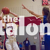 JV Girls take on the Decatur Eagles on Jan 31, 2017. (Campbell Wilmot/The Talon News)