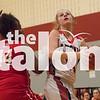JV Girls Basketball takes on Gainesville on Feb. 3, 2017. (Campbell Wilmot/The Talon News)