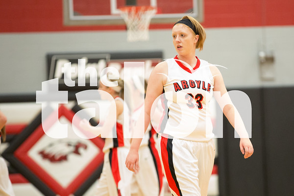 JV Girls vs Wylie (11-18-14)