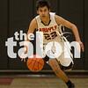 JV takes on Sanger at Argyle High School on 1-15-16. (Christopher Piel/The Talon News)