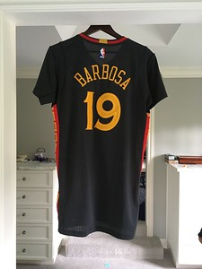Game Used Barbosa Jersey