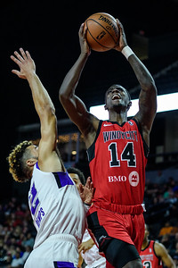 Stockton Kings at Windy City Bulls Jan 05, 2019