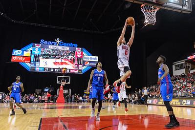 Long Island Nets @ Windy City Bulls @ Sears Centre Arena 11.11.16