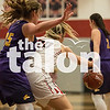 Eagles take on Sanger on Feb. 6, 2018, at Argyle High School in Argyle, Texas. (Christopher Piel/The Talon News)