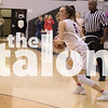 The Lady Eagles play against Aubrey on Feb. 16, 2018 at Argyle Highschool in Argyle, Texas, on February 16, 2018. (Quinn Calendine / The Talon News)
