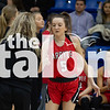 The Argyle Lady Eagles Basketball team plays against the Canyon Lady Eagles in the Region 1 Class 4A Basketball championship game at Lubbock Christian University in Lubbock Texas, on February 19, 2019. (Andrew Fritz   The Talon News)