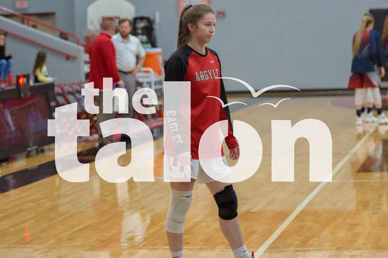 Lady Eagles Basketball vs Aubrey at Argyle High School in Argyle, Texas, on November 10, 2013. (Jacob Lormand / The Talon News)