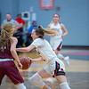 The Lady Eagles defeat the Bridgeport Sissies at Argyle High School on 01-10-20 . (Alex Daggett | The Talon news)