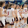 Argyle Lady Eagles Basketball takes on the Bridgeport Sissies on Feb. 29, 2020 at Lubbock Christian University (Rylie Halk   The Talon News)