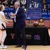 Argyle Lady Eagles Basketball takes on the Bridgeport Sissies on Feb. 29, 2020 at Lubbock Christian University (Rylie Halk | The Talon News)