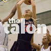 Lady Eagles Basketball takes on Dallas Lincoln on Feb. 21, 2017. (Campbell Wilmot/The Talon News)