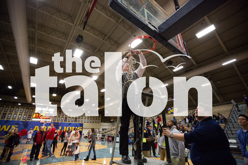 Lady Eagles take on Dallas Lincoln in the Region Finals at A&M Commerce Field House in Commerce,Texas on 2/27/16.