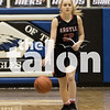 Lady Eagles vs Decatur, on Friday the 13th Decatur High School on 1/13/17 in Decatur, Texas. (Quinn Calendine)