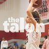 The Lady Eagles take on the Decatur Eagles on Jan. 12, 2018 at Argyle High School. (Faith Stapleton/The Talon News)