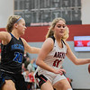 The Lady Eagles defeat Decatur at Argyle high school on February 11, 2020. (Katie Ray | The Talon News)