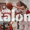 Lady Eagles Basketball takes on Gainesville on Feb. 3, 2017. (Campbell Wilmot/The Talon News)