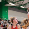 The Lady Eagles defeat the Glen Rose Tigers to move on to regionals at Azle high school on February 24, 2020. (Katie Ray | The Talon News)