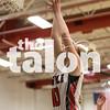 The Eagles take on Krum on January 22, 2016 in Argyle, Texas. (Christopher Piel/The Talon News)