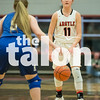 Eagles take on Krum at Argyle High School on Jan. 27, 2016 in Argyle, Texas. (Christopher Piel/The Talon News)