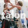 Lady Eagles Basketball at Krum High School on February 9, 2016 in Argyle,Texas. (Photo by Faith Stapleton/ The Talon News)
