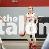 Lady Eagles varsity basketball plays Liberty Christian at Argyle High School in Argyle, Texas on December 20, 2018.