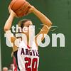 Mrs.Jefferies working on Friday, Feb. 19 at {Argyle High School} in {Argyle}, TX. (Jocelyn Pierce / )