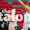 The Lady Eagles defeat the Mellisa Cardnials at Argyle High School on 12-3-19 . (Alex Daggett | The Talon news)