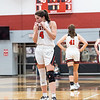 The Lady Eagles fall to Ponder at Argyle High School on 11-17-20 (Nicholas West | The Talon News)