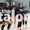 The Eagles compete against the Springtown Porcupines  at Springtown High School in Springtown, Texas, on January 29, 2019. (Max Van Drunen / The Talon News)