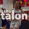 Lady Eagles Basketball take on the Sanger Indians on January 20th, 2017. (Campbell Wilmot/The Talon News)