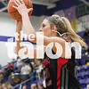Lady Eagles Basketball at Sanger High School on February 2, 2016 in Sanger,Texas. (Photo by Faith Stapleton/ The Talon News)