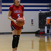 The Lady Eagles defeat the Decatur Eagles at Decatur high school on January 24, 2020. ( Katie Ray   The Talon News )