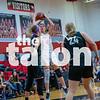 The Lady Eagles defeat Springtown at Argyle High School on 02-05-20 . (Alex Daggett | The Talon news)