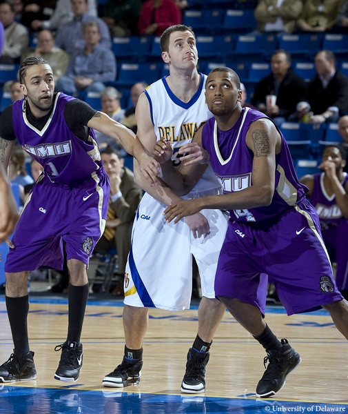Men's Basketball vs JMU