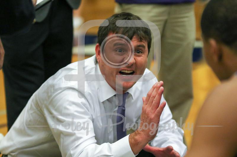 Abilene Christian Wildcats head coach Joe Golding